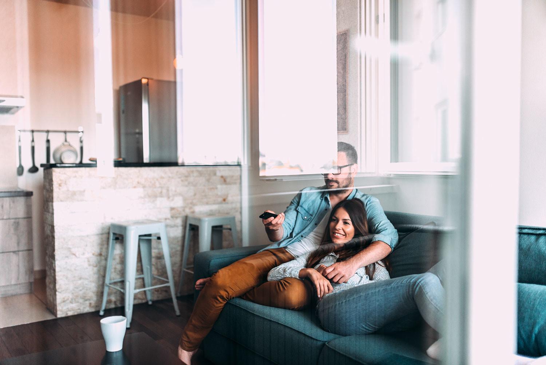 Confortabilidad en una vivienda bien aislada