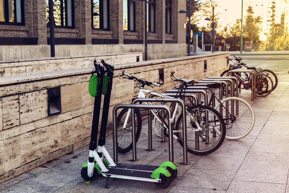 En Zaragoza se hacen pruebas de movilidad