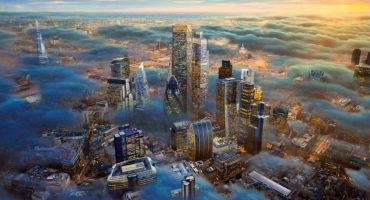 Imagen de Del taxi volador al 'hyperloop'… Las innovaciones que predijeron que veríamos en las ciudades y todavía no son una realidad