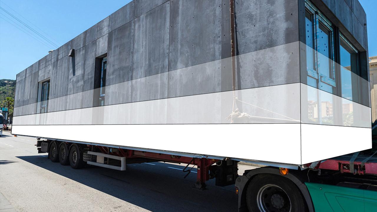 sareb camion tableros