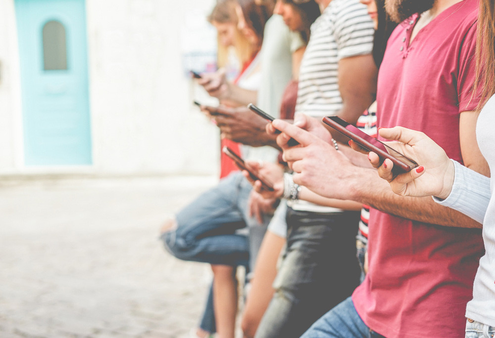 En Zaragoza se prueban smartphones