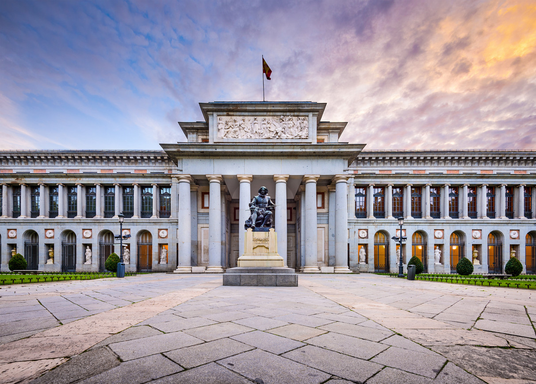 200 años de arquitectura e idas y venidas del Museo del Prado
