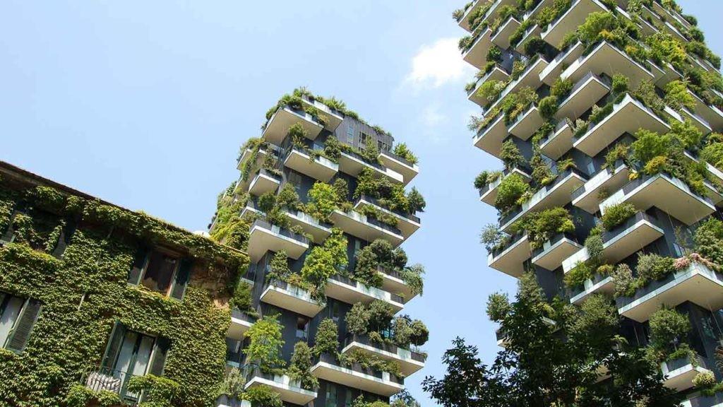 Las ciudades biofílicas integran la naturaleza en sus elementos.