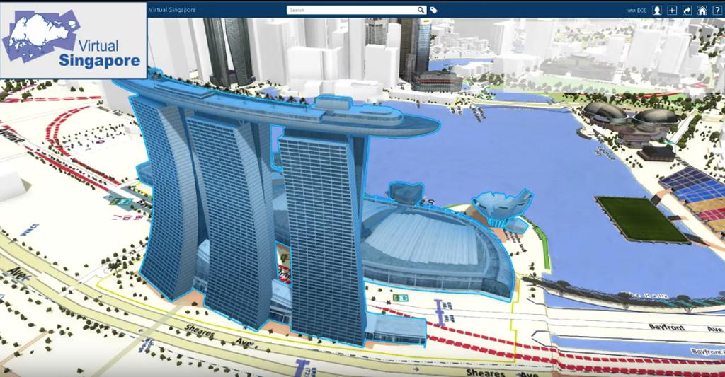 singapur virtual