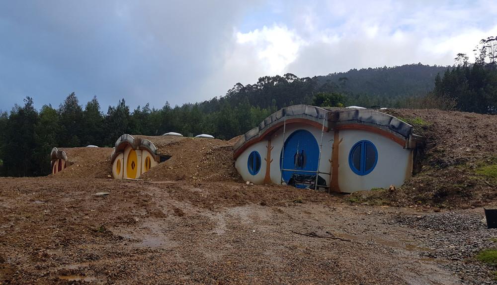 Hobbiton en Galdo (Viveiro, Lugo)