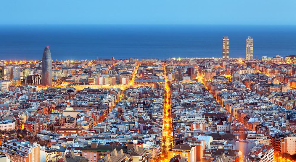 Barcelona, kilómetro cero de las ciudades receptivas