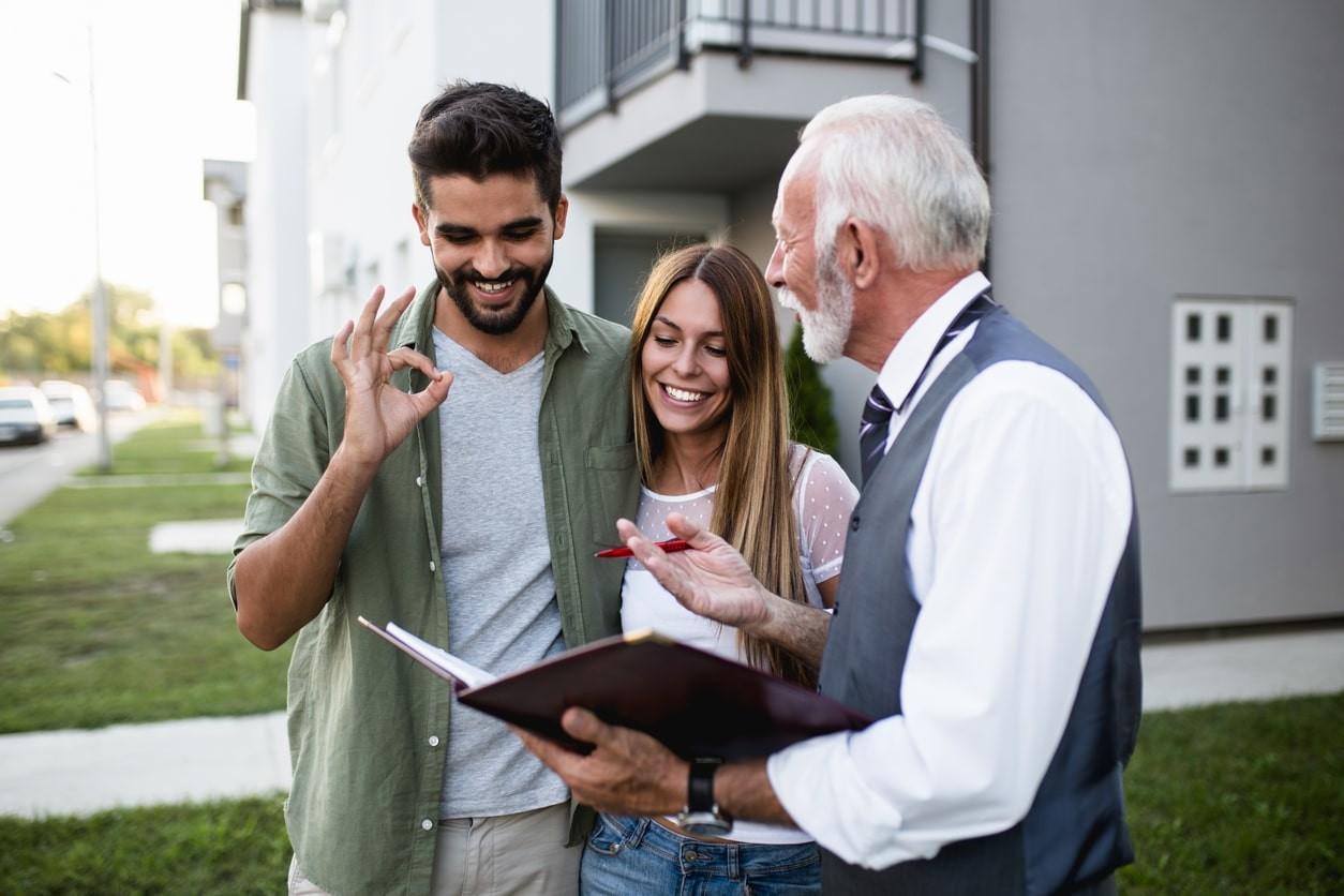 Inquilinos y arrendador