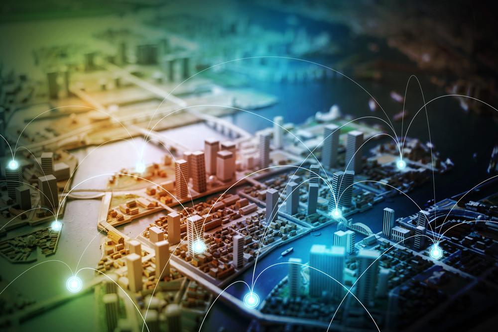 Ciudad receptiva usa sensores