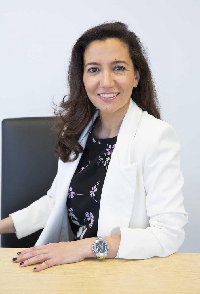 Marisa García.