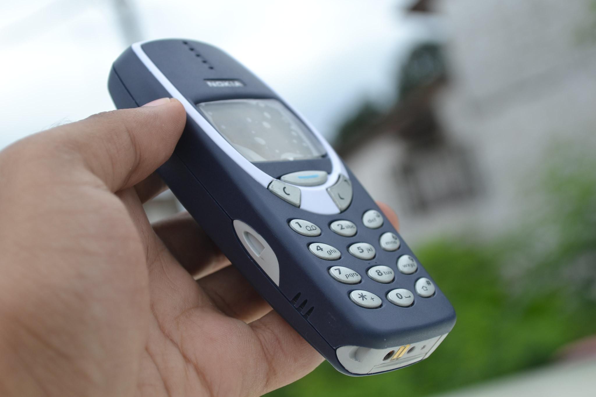 nokia 3310 telefono ano 2000 smartización