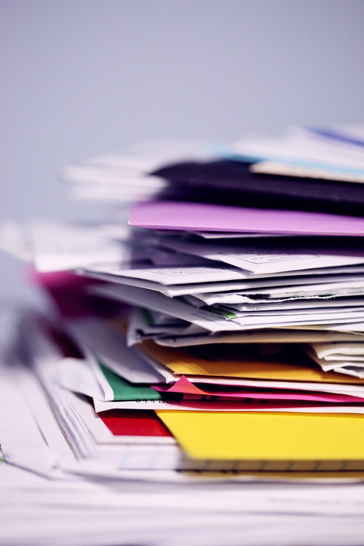 Limpieza de documentos en cuarentena