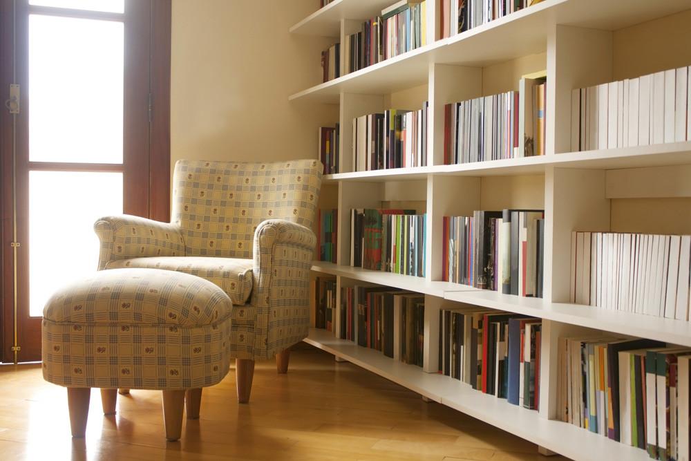 Limpieza de libros durante la cuarentena