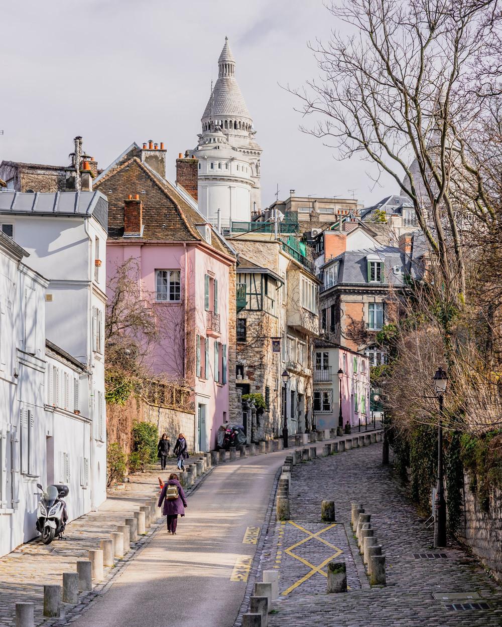 París, ciudad paseable