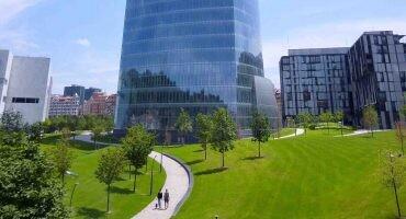 Estos tres edificios presumen de estar entre los más sostenibles de España.