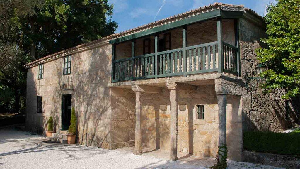 El último hogar de Rosalía de Castro es hoy una casa museo.