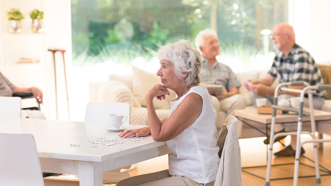 vivienda senior demanda