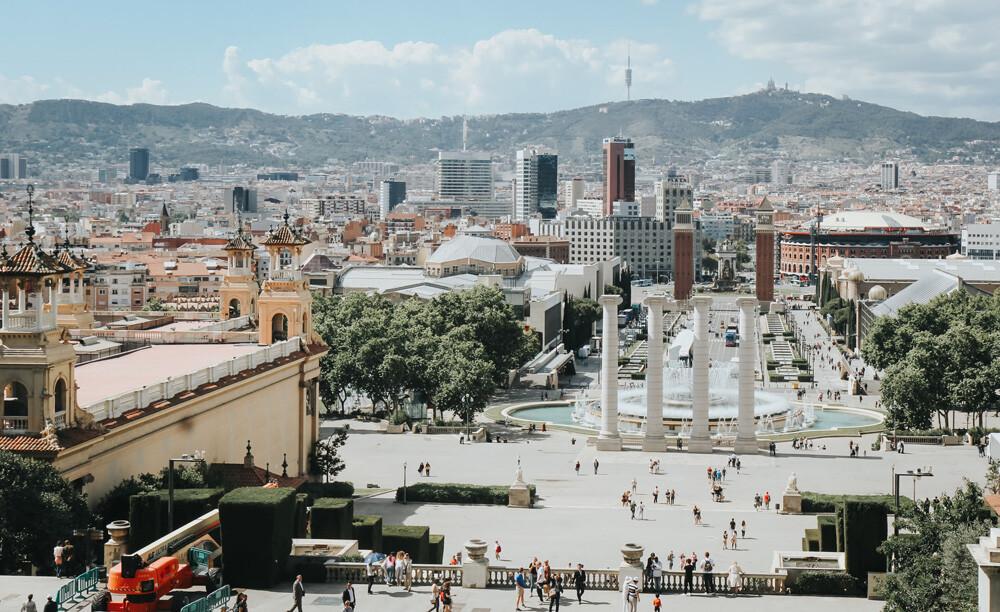 Agenda urbana Barcelona