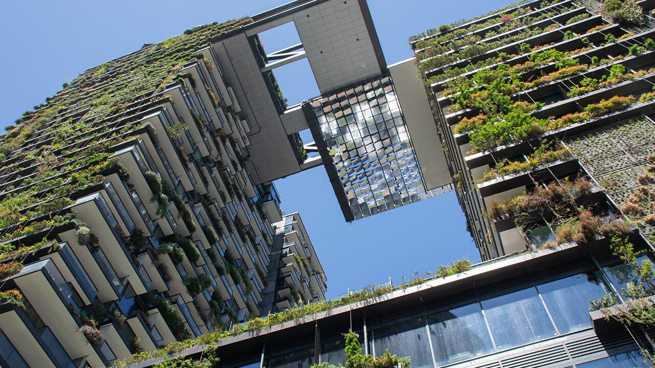 ciudades circulares residuos ciudad vertical