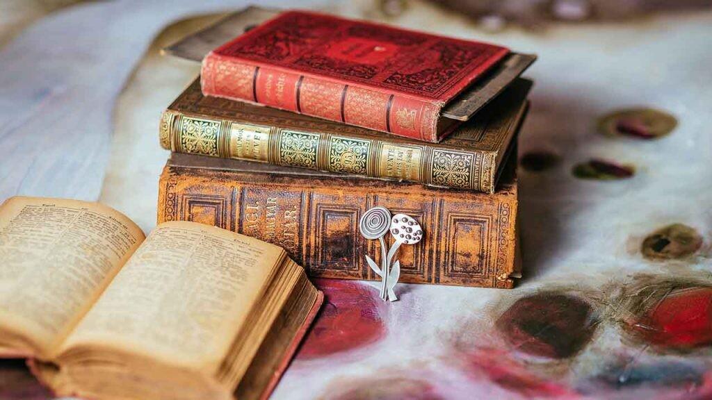 La protagonista de La abadía de Northanger está enganchada a las novelas góticas y de castillos encantados.