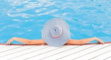 La COVID-19 ha aumentado el interés por los pisos con piscina.