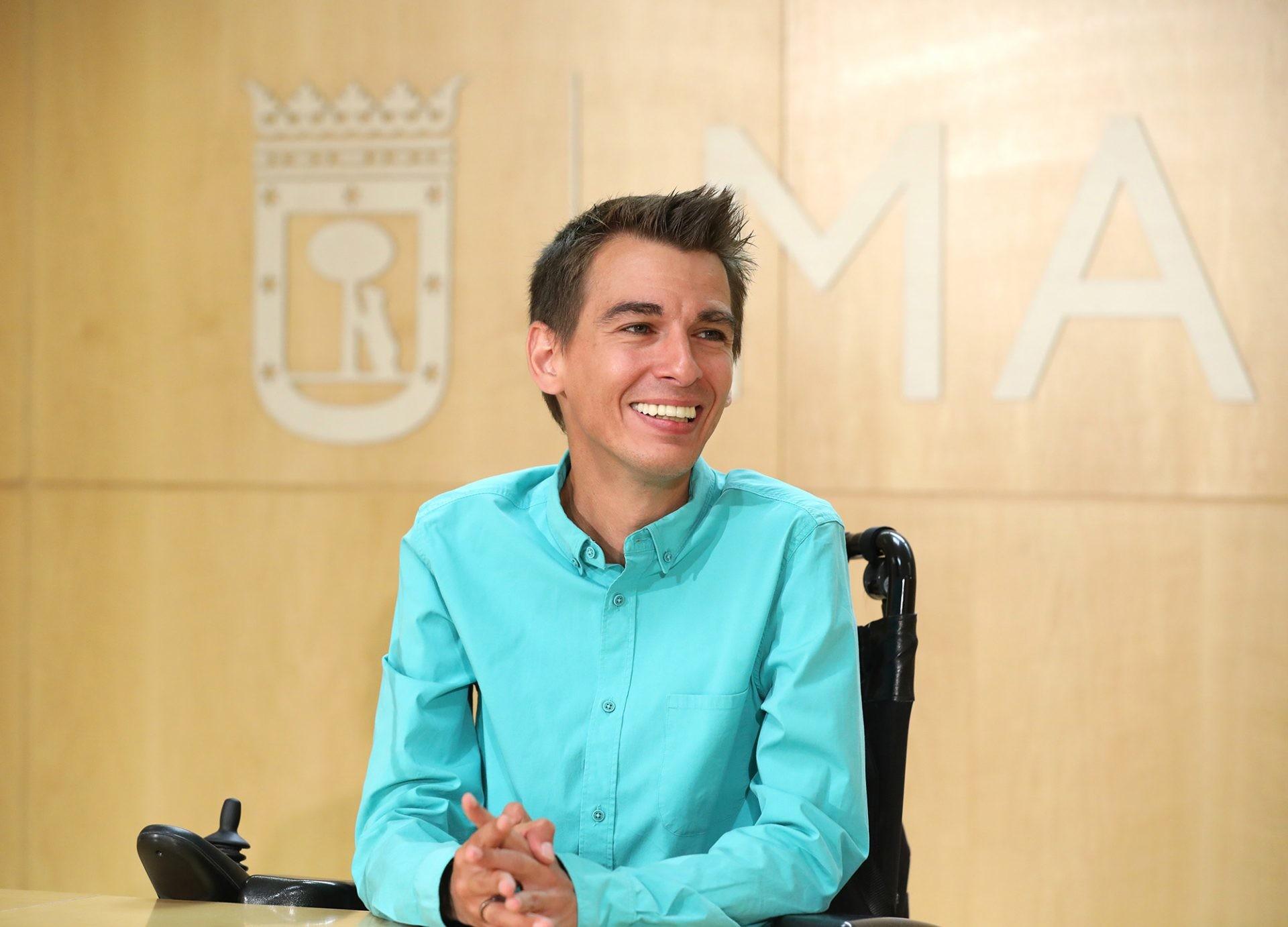 Entrevista a Pablo Soto