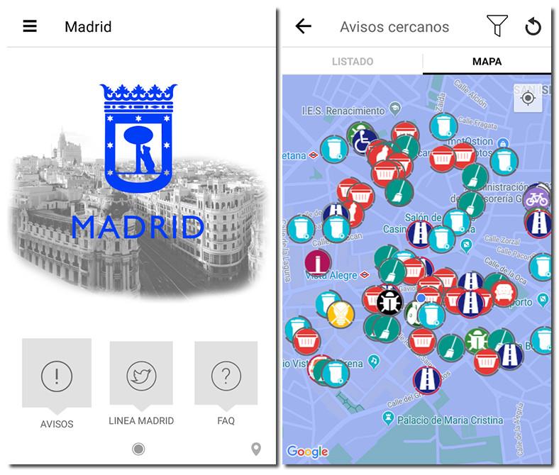 capturas avisos madrid participacion ciudadana