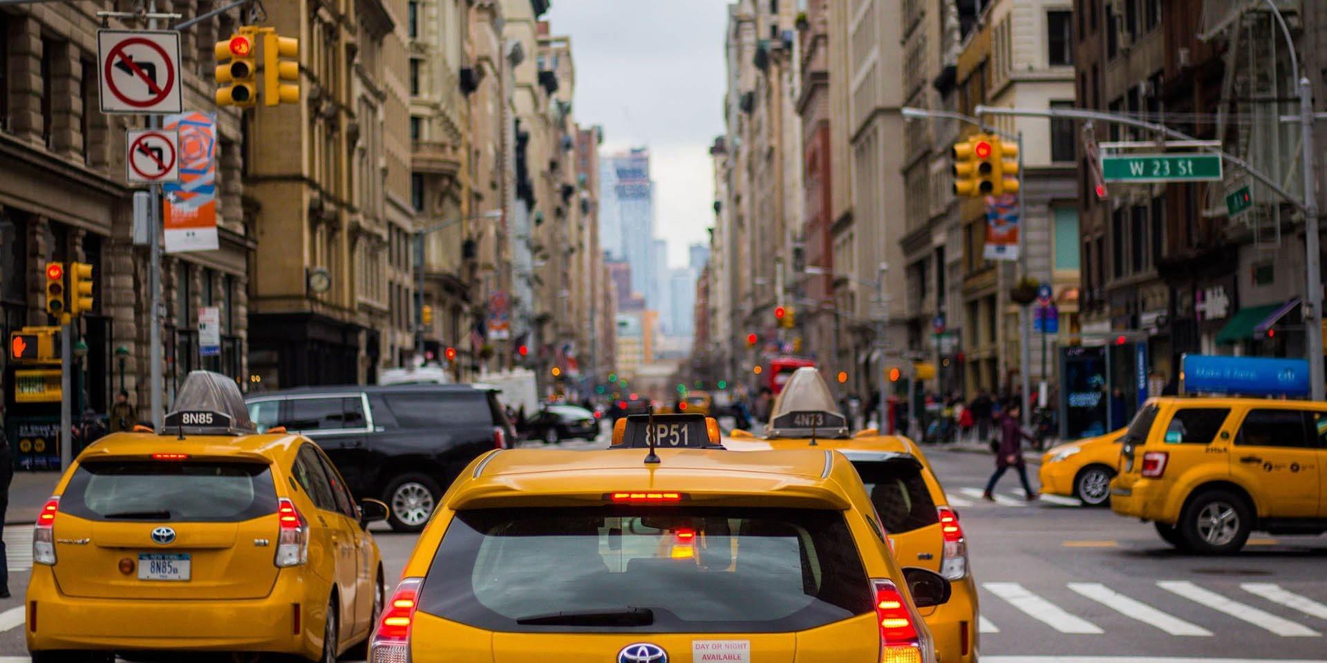 Los taxis voladores pueden marcar el futuro de las ciudades.