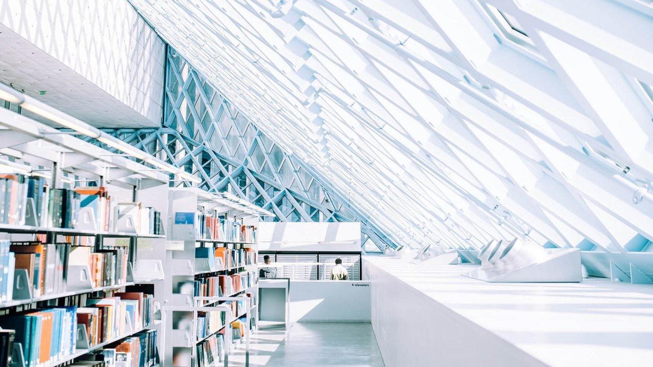 Las bibliotecas son fundamentales para unir cultura y ciudades inteligentes.
