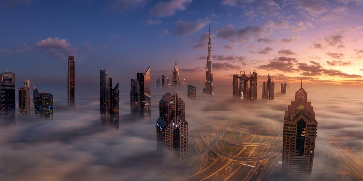 Dubai skyscraper for refugees and immigrants