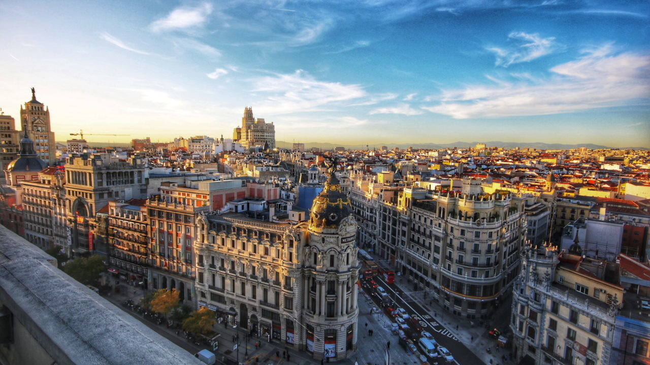 madrid central españa