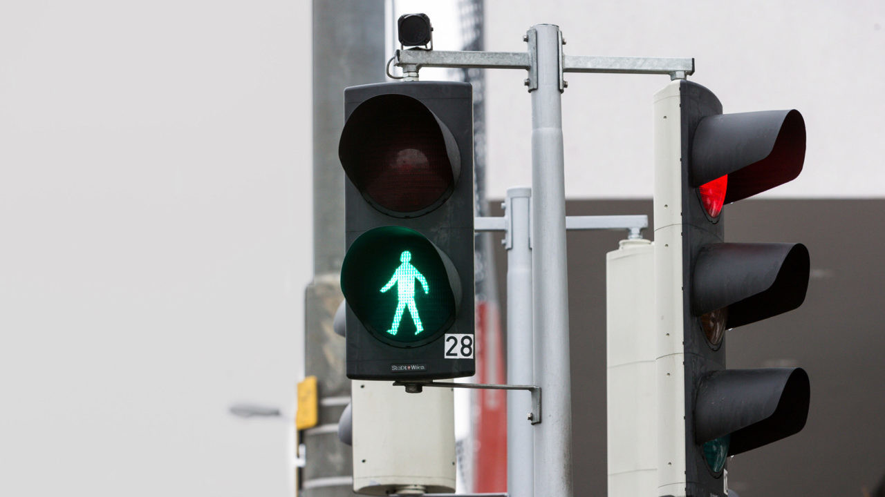 vienna smart traffic lights