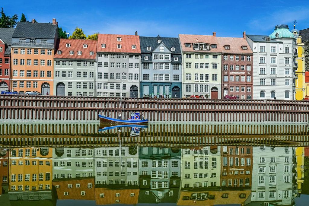 canales de Copenhague