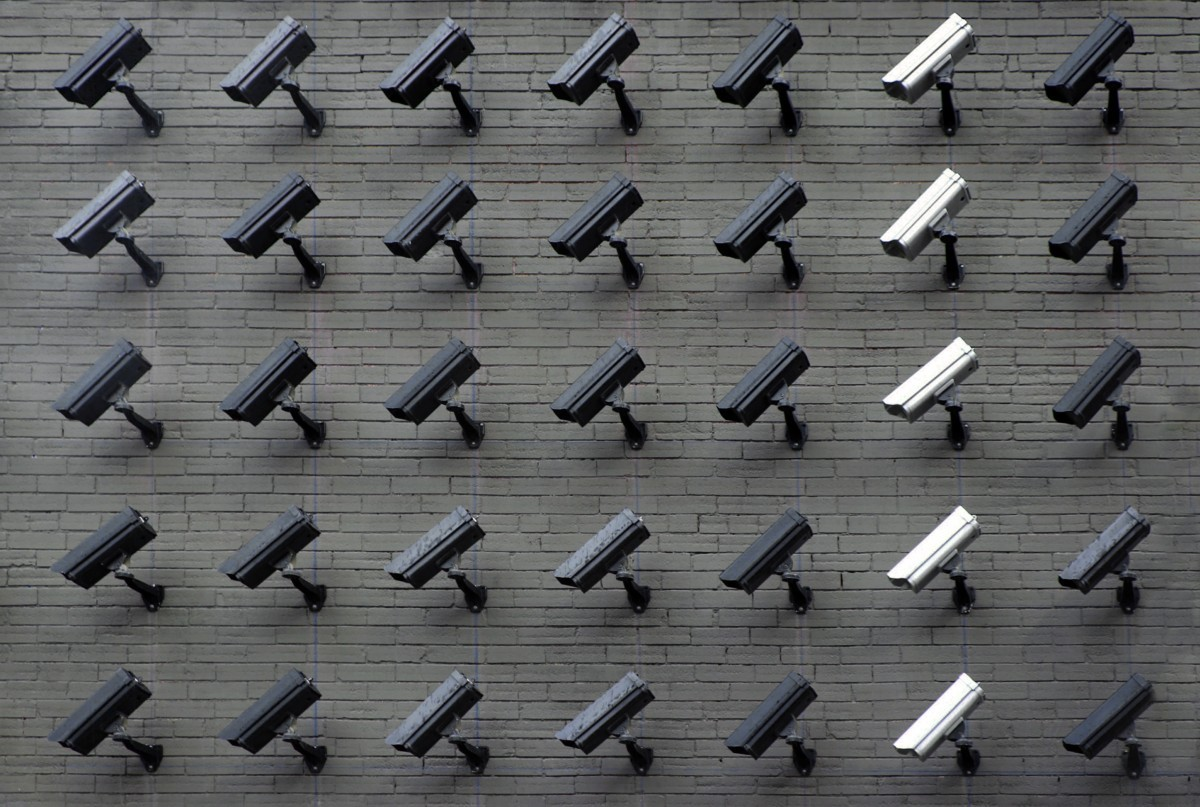 surveilance cameras, digital rights and privacy