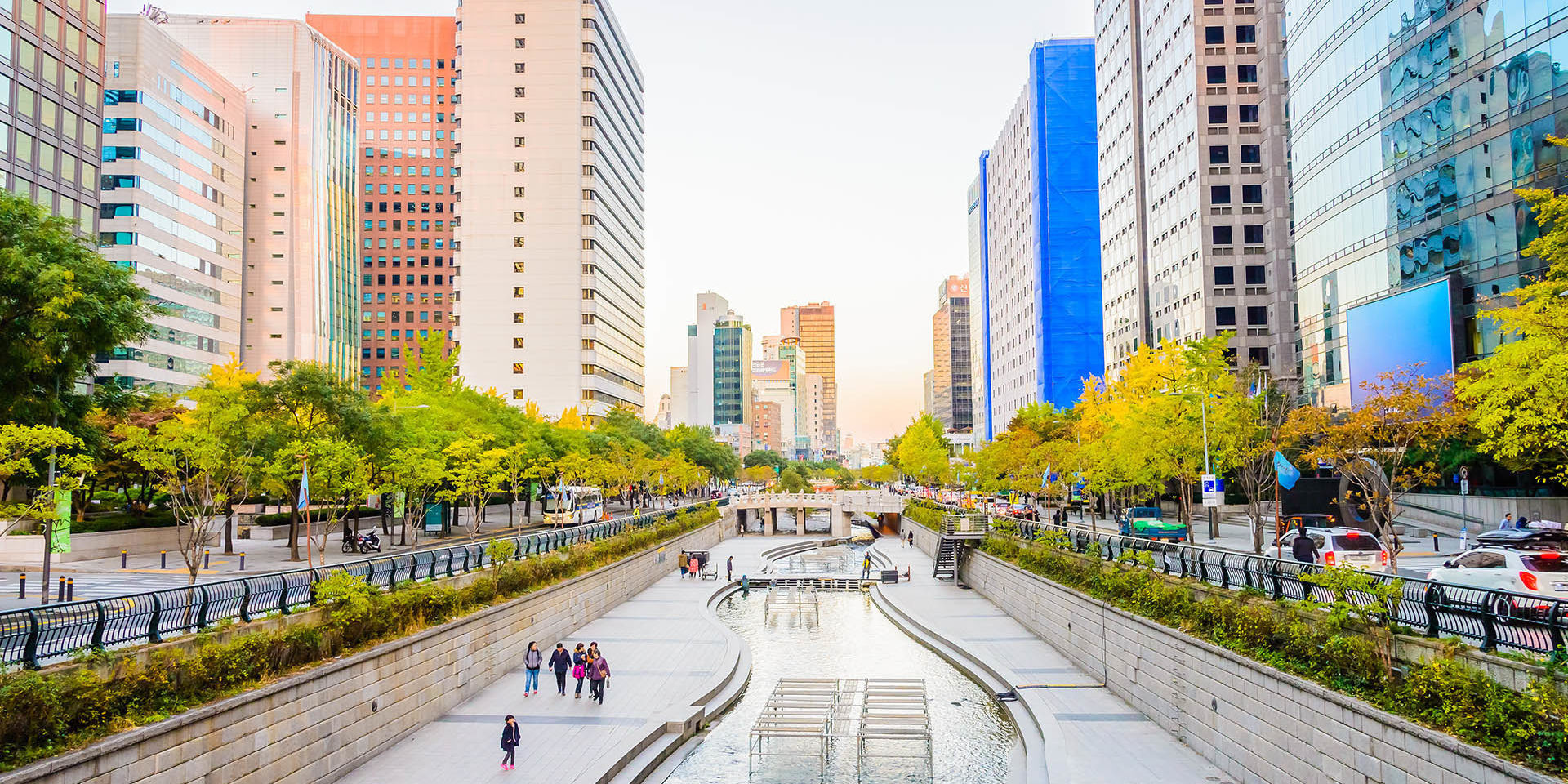 green city in south korea