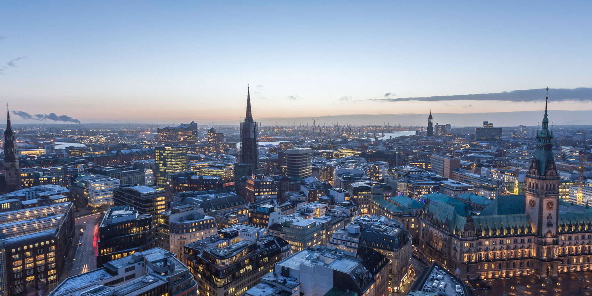 hamburgo ciudad-estado prosperidad alemania