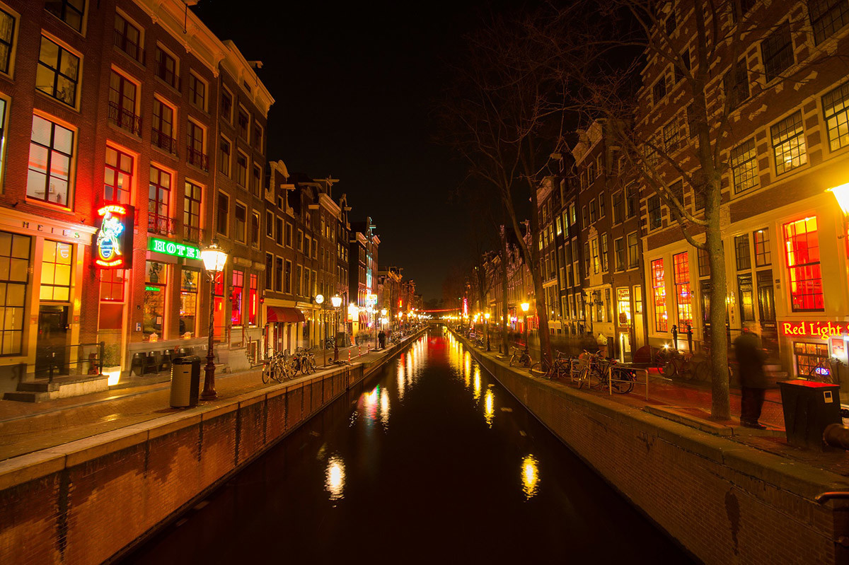 amsterdam smart lighting