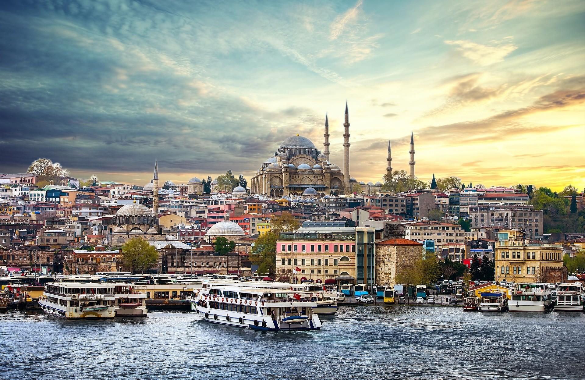 Panoramica Estambul