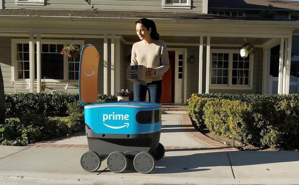 robot de amazon