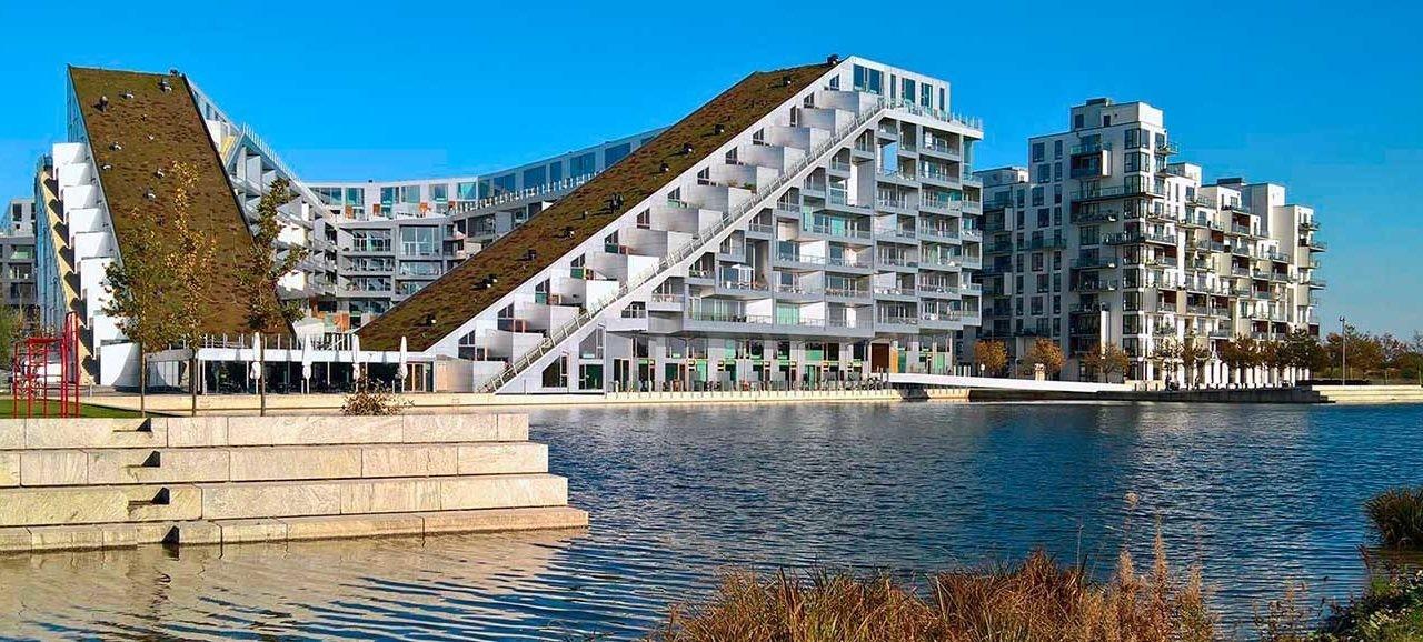 Tejados vedes de Copenhage