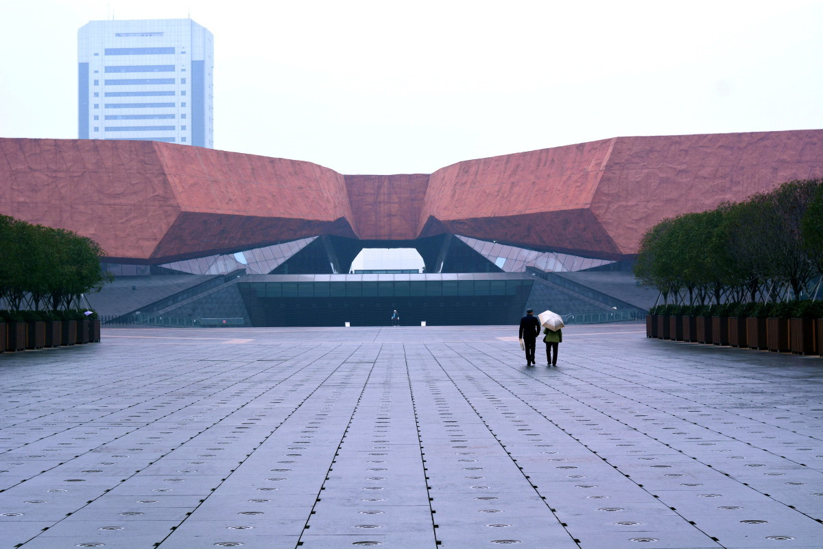 Wuhan china sponge city - 27