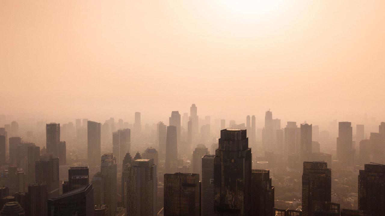 yakarta se hunde problema cambio climatico