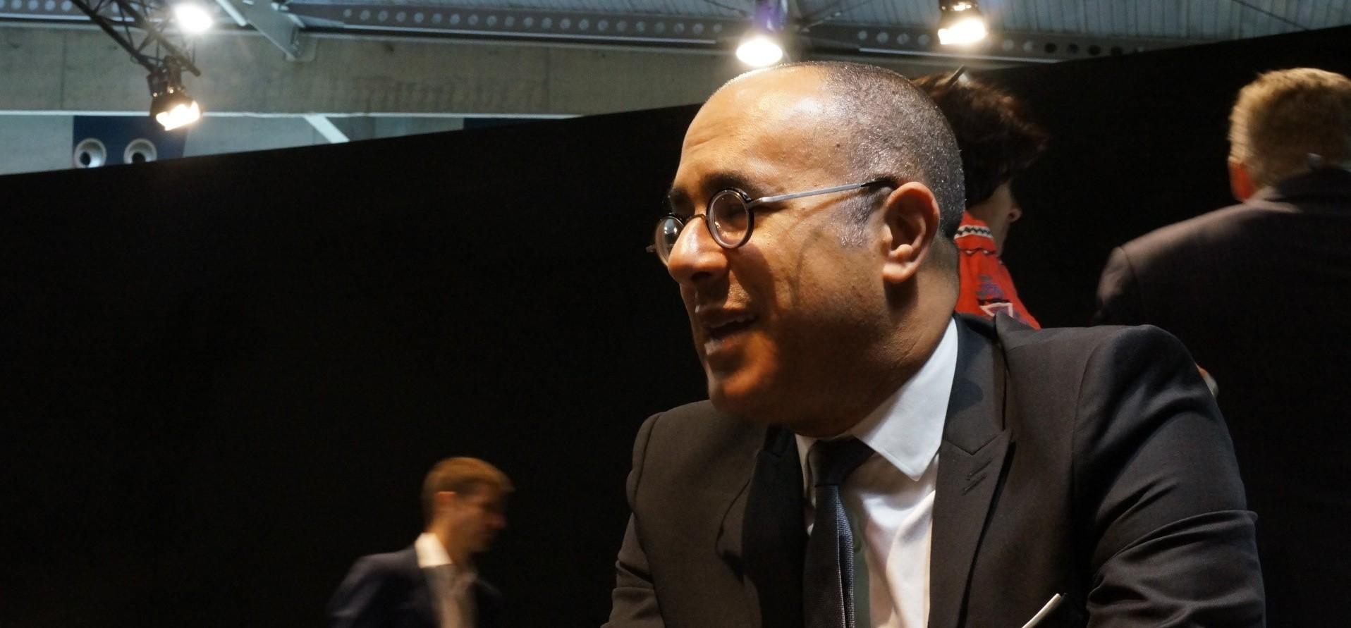 Sameh Wahba resiliencia