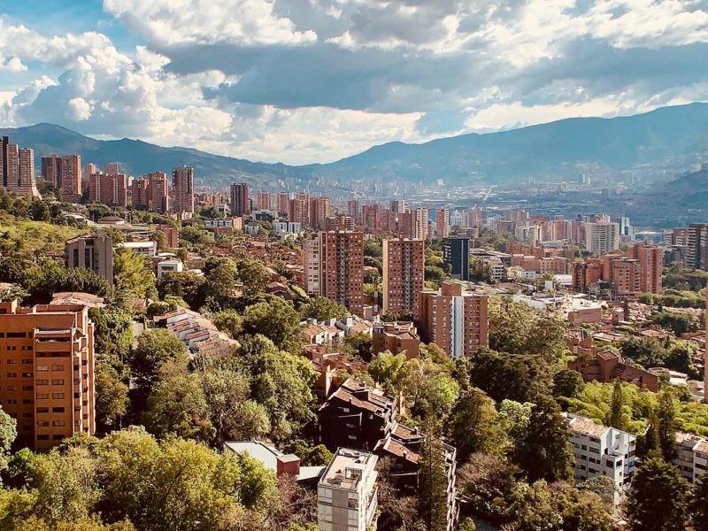 Analizamos la transformación de Medellín a través de los cambios en la ciudad.