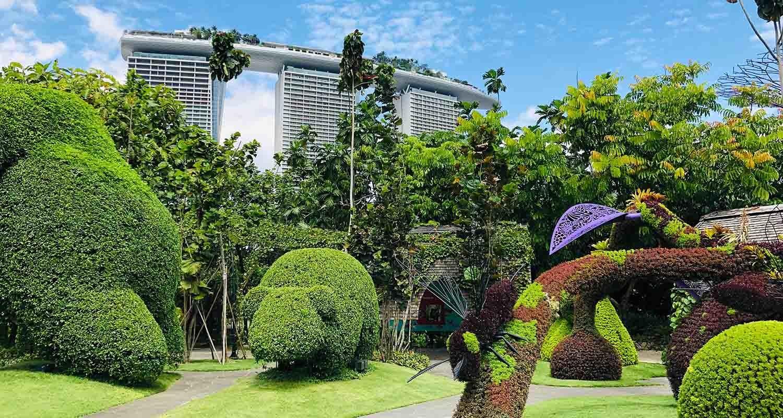 parques singapur