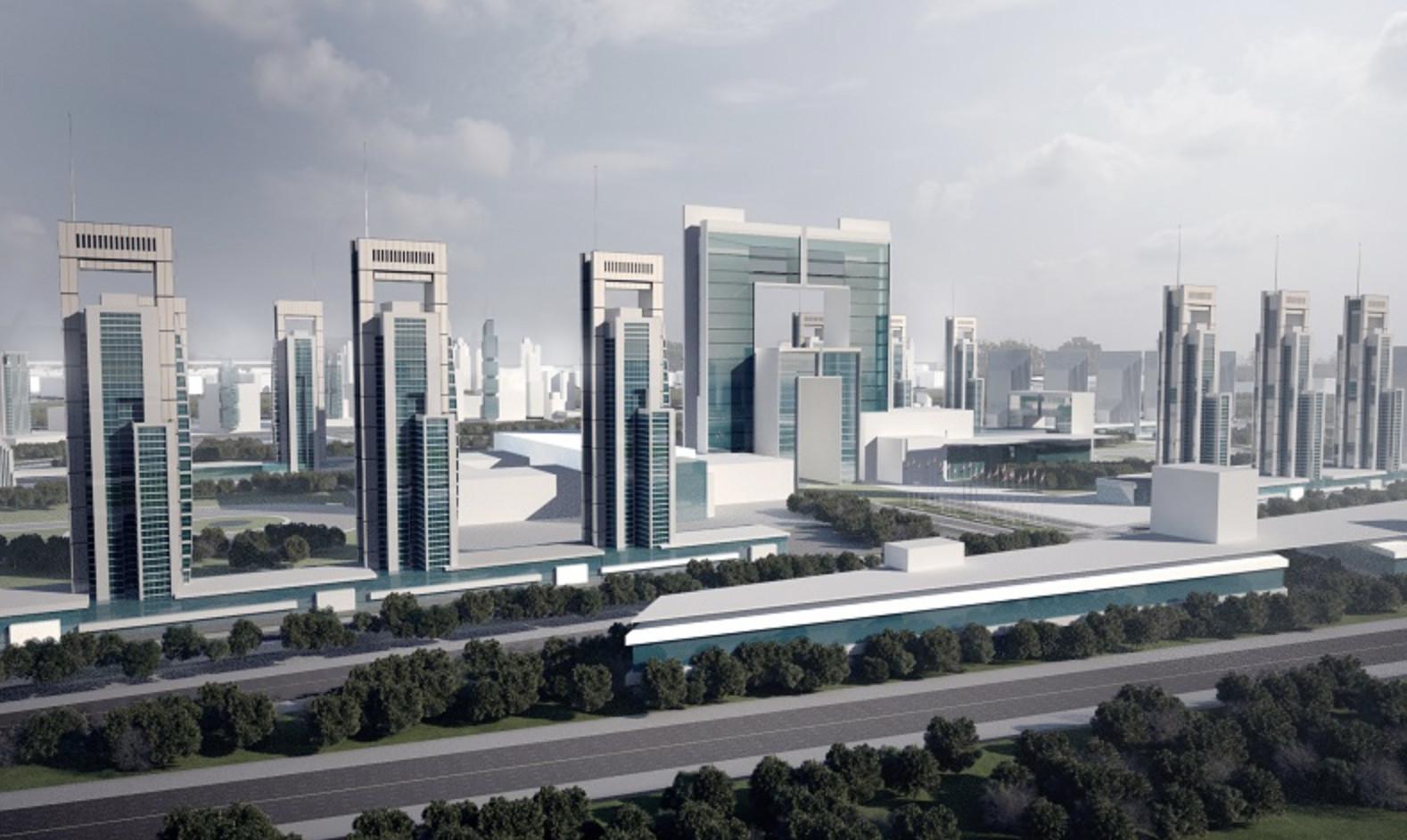egypt's new capital
