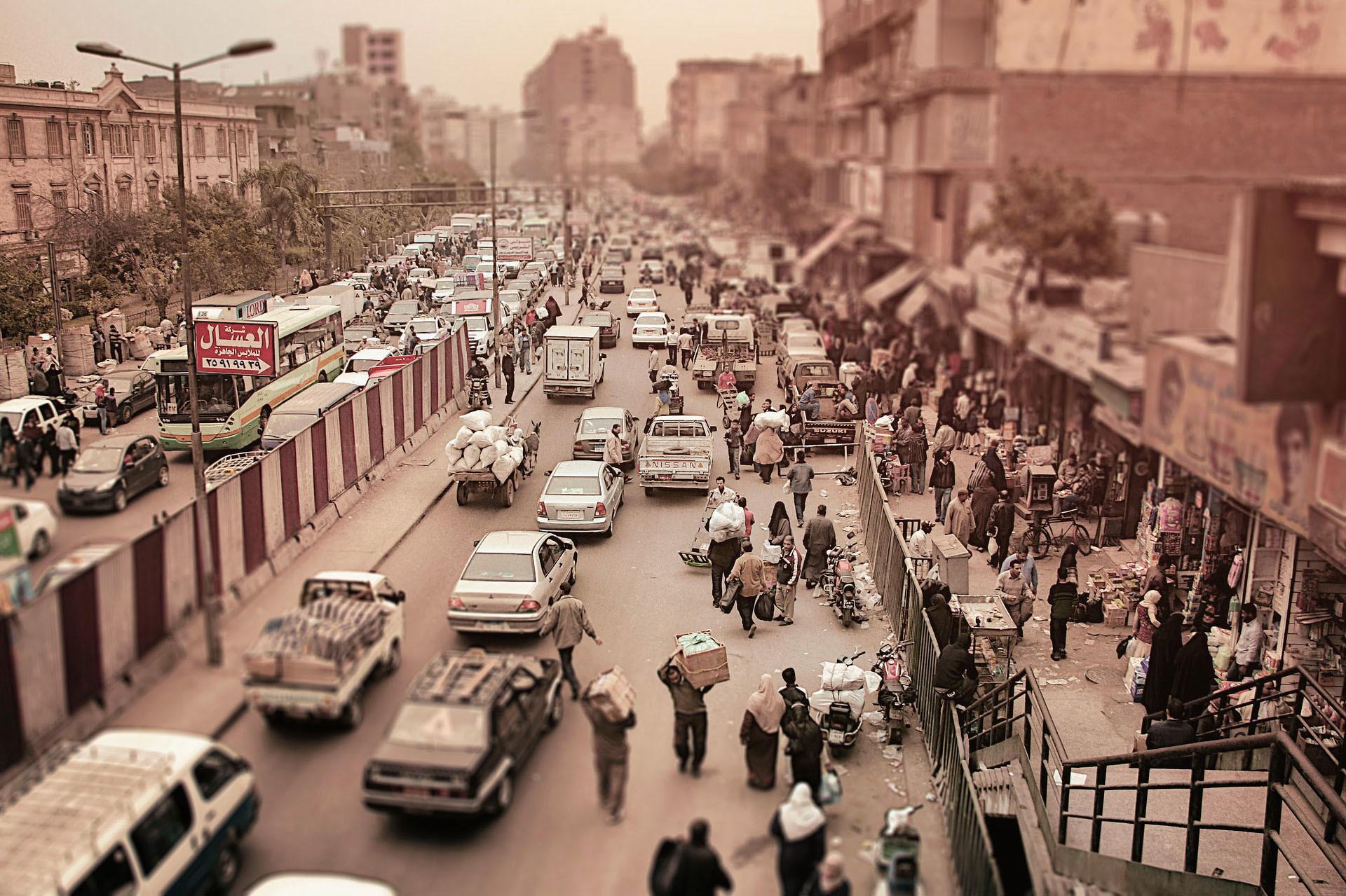 nueva capital de egipto