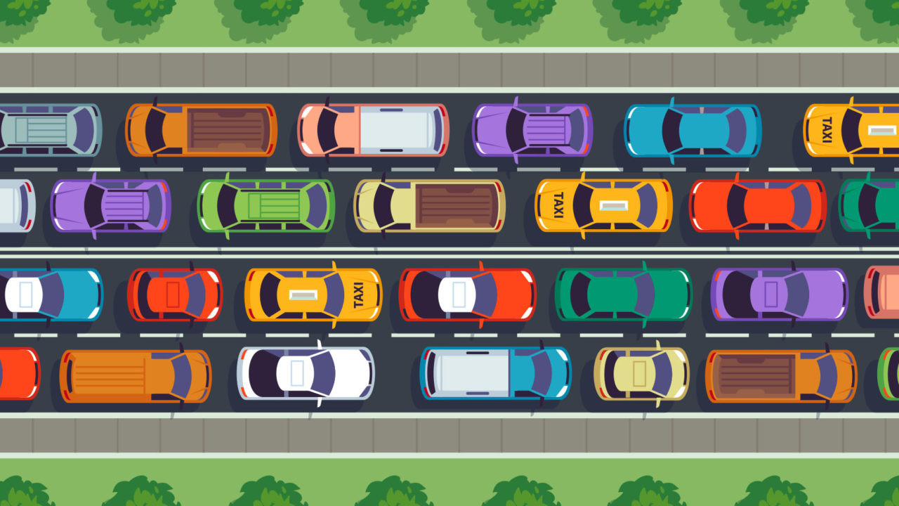 atascos movilidad autonoma