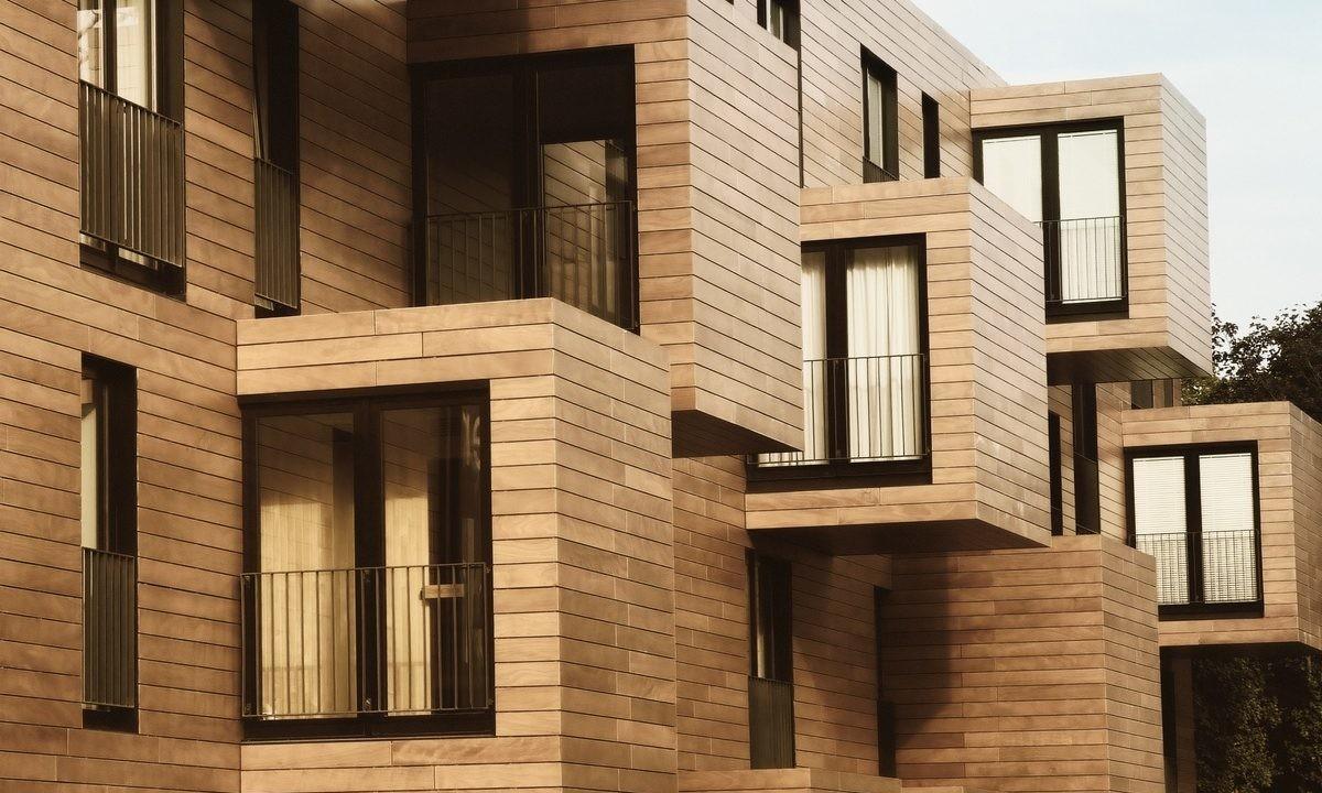 Edificios de madera