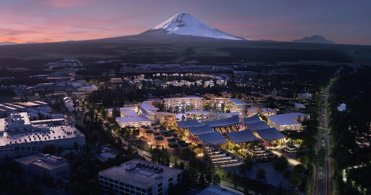 Toyota City, ciudad inteligente en japón