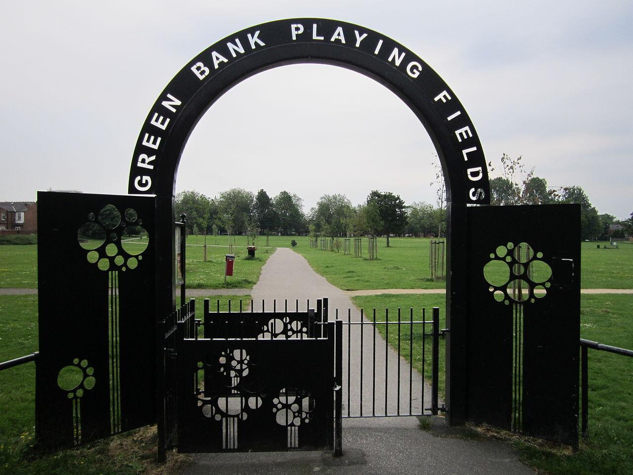 Parque Green Bank